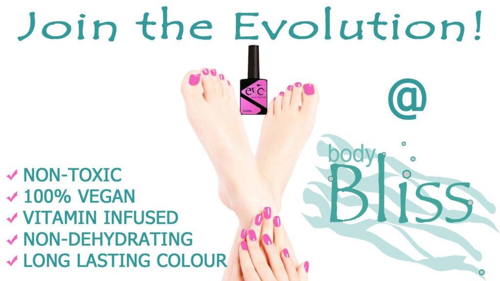 EVO nail polish gel